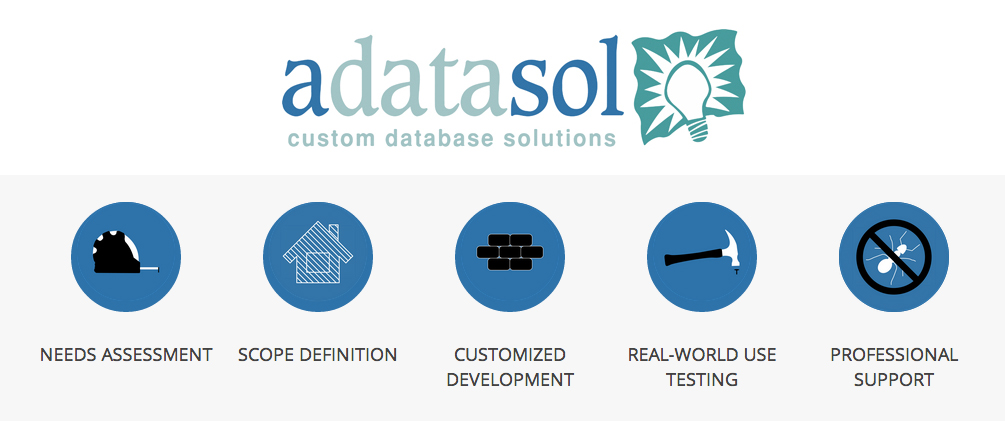 Custom Database Developer Cleveland Ohio, Adatasol