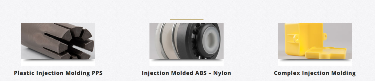 Plastic Injection Molding Service | Jaco Products and Services