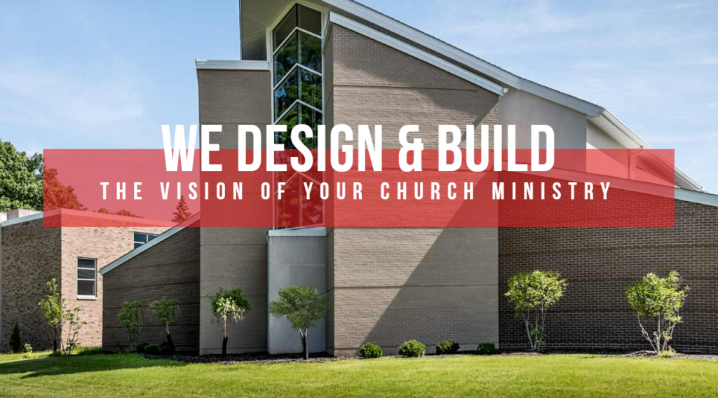 An example of a church built by Craven Construction, Church Builders Cleveland.