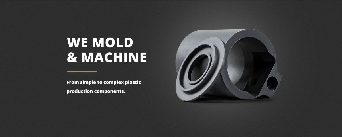 Jaco Plastic Machining advertisement - providing services of PPS injection molding