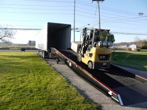 Truck Loading Ramps | Copperloy by JH Industries