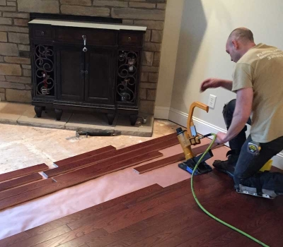 Floor Installers | Floorscapes Inc.  | Hudson, Ohio | Installation Specialists