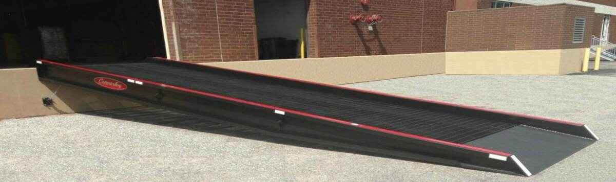 The Best Loading Dock Ramp for Your Facility