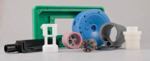 plastic machining company part samples