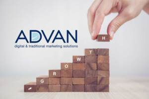 professional photography ADVAN growth graphic