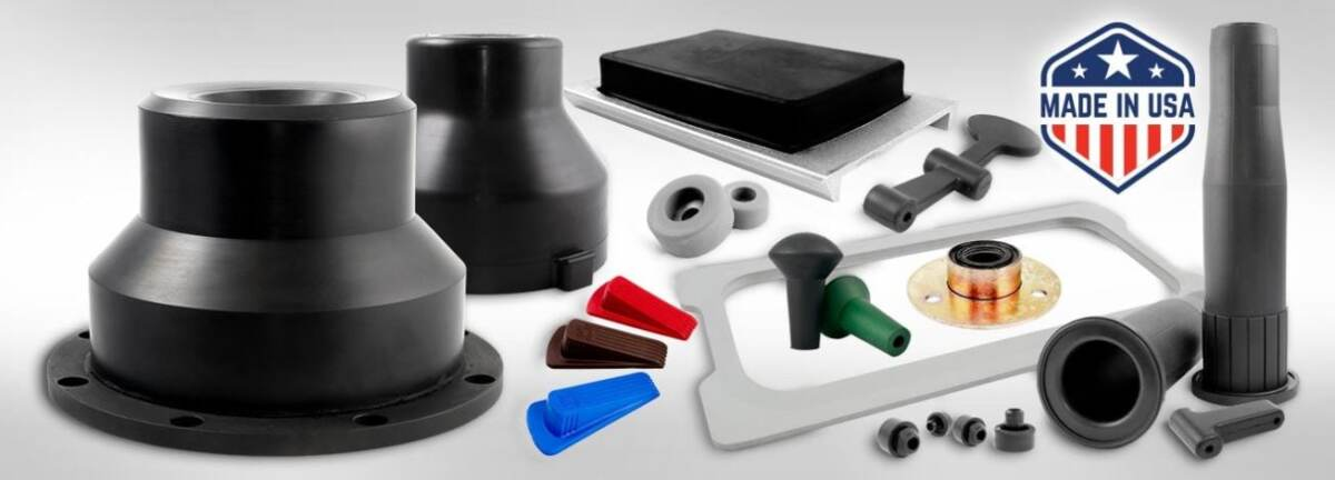 Rubber Products Supplier | Qualiform Custom Rubber Molding