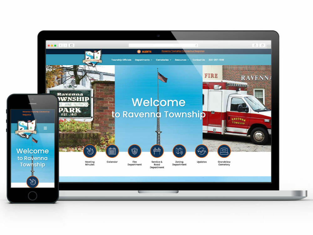 web-design-ravenna-township
